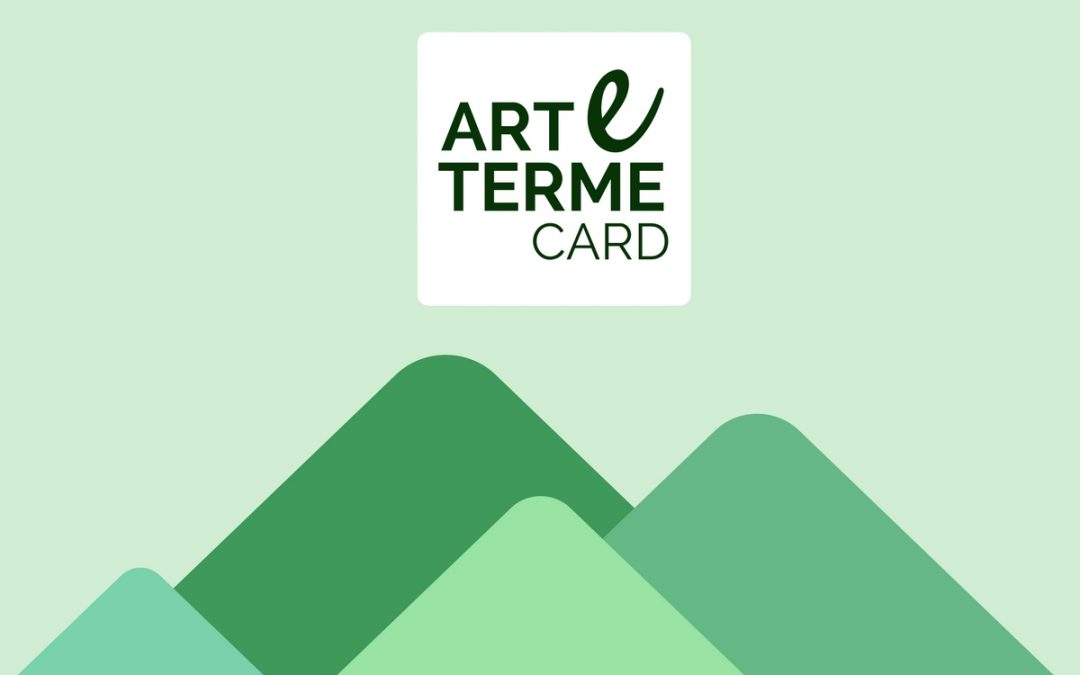 Arte Terme Card, the new card for the guests of the Euganean Hills