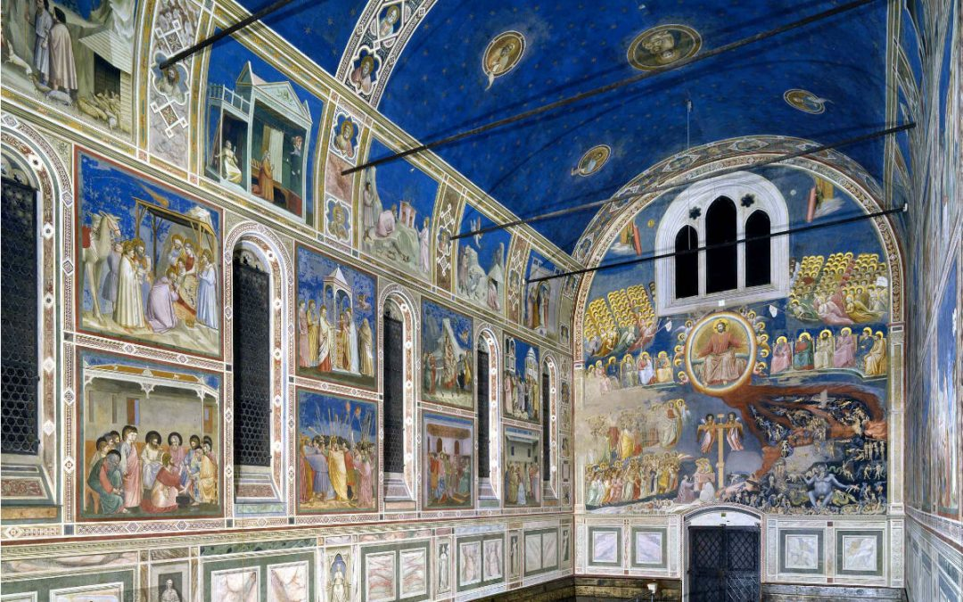 Guided tour of Scrovegni Chapel and Ovetari Chapel