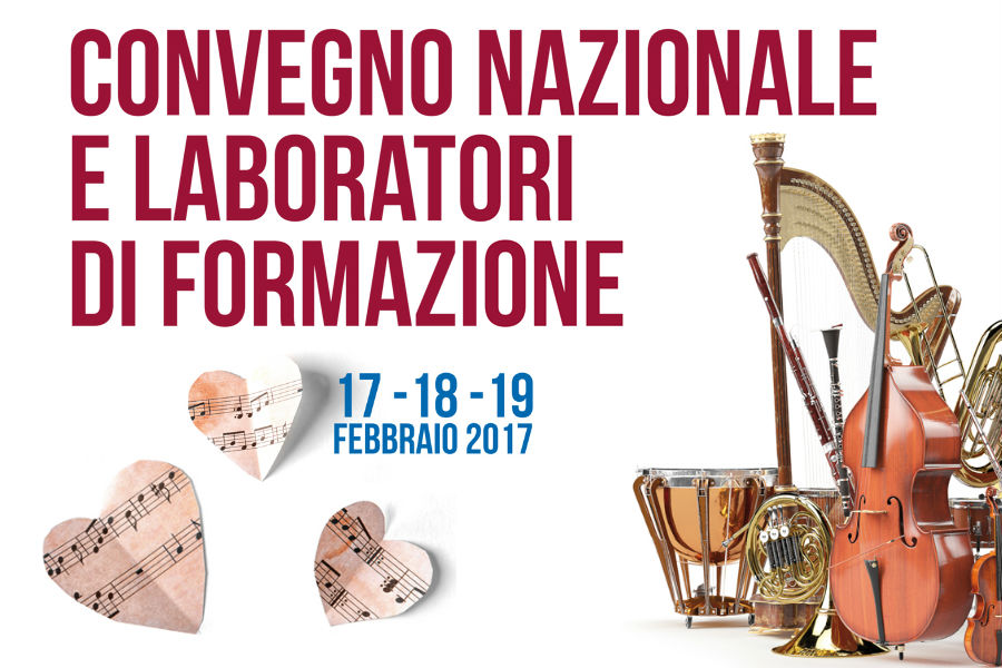 """National Convention """"Music is well-being and armony"""""""