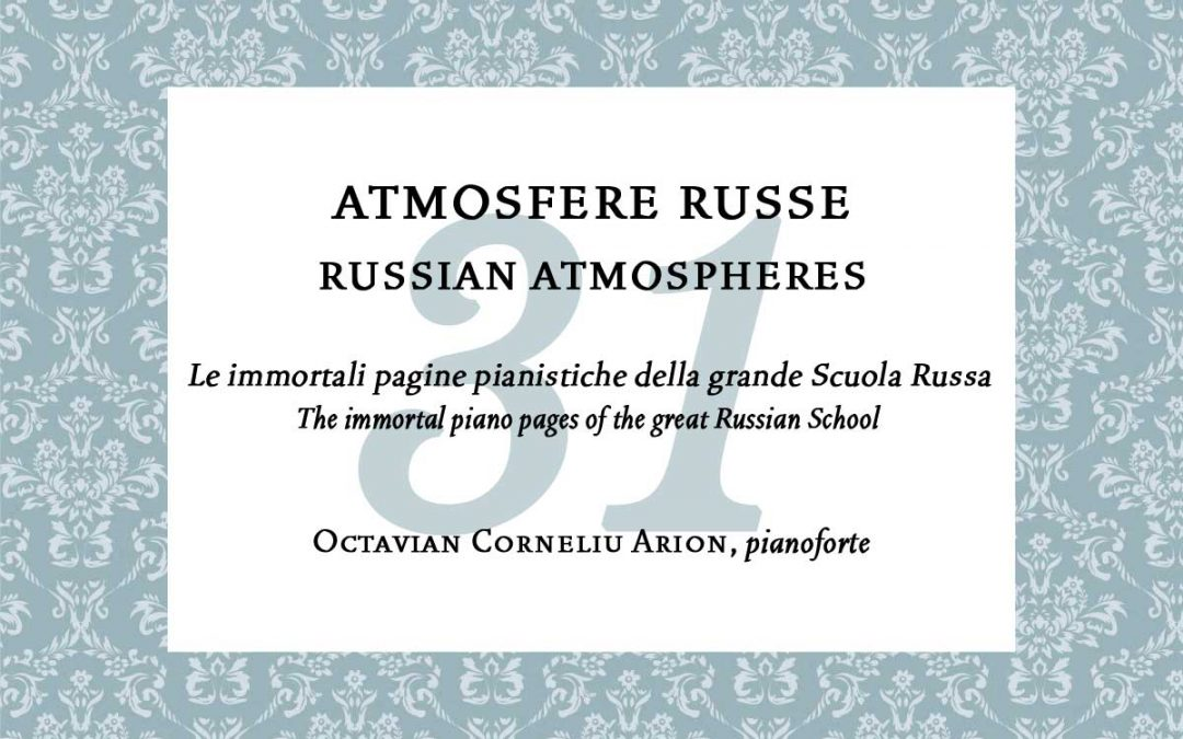 Russian Atmospheres – Concert for The Colors of Music in the World