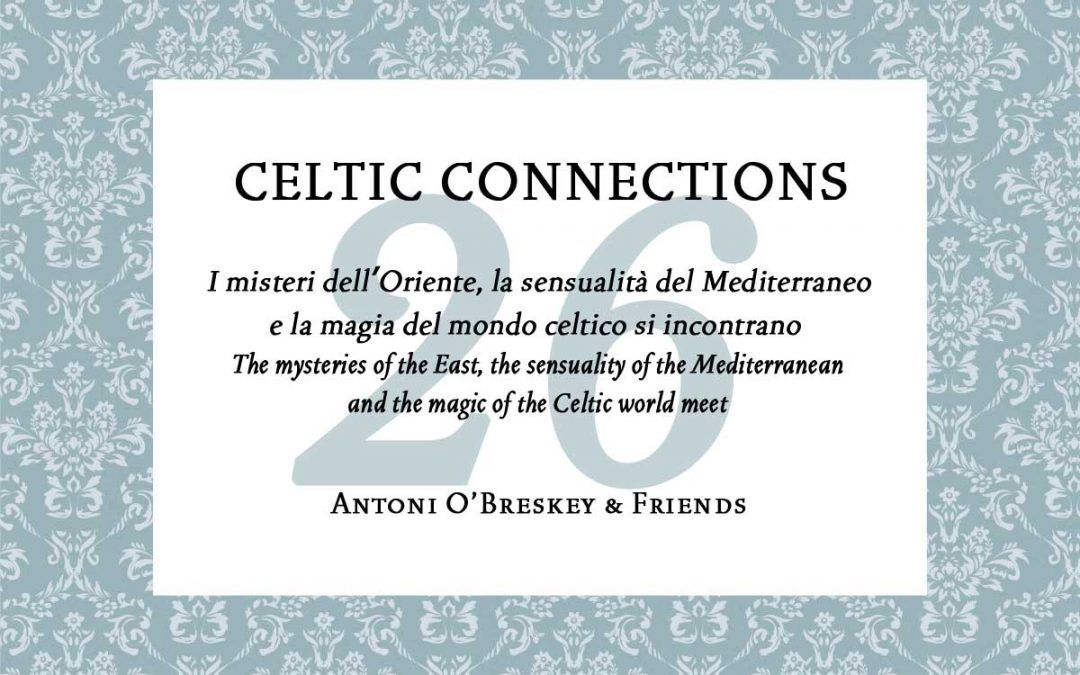 """Celtic Connections – Concerto per """"The Colors of Music in the World"""""""