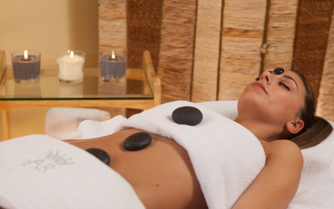 The power of stones: hot stone massage and crystal healing