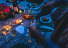 """Wine, food and culture under the stars at """"Calici di stelle"""" in Monselice"""