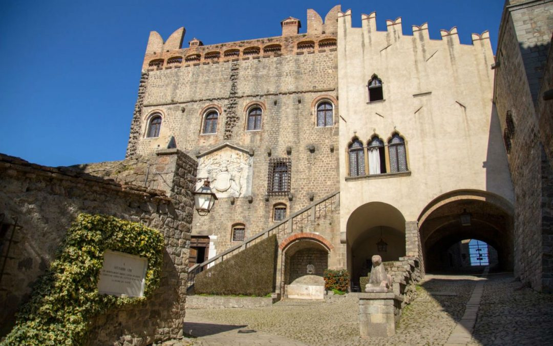 Mistery tour with ghost stories at the Monselice Castle