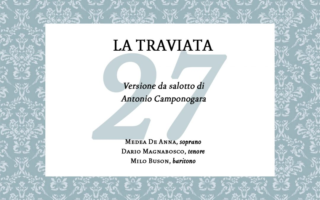 "La Traviata – Concert for ""The Colors of Music in the World"""