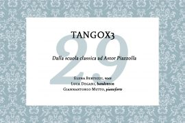 TangoX3 –  Concerto per The Colors of Music in the World