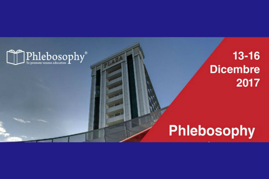 In Abano Terme takes place the International Phlebosophy 2017 Conference