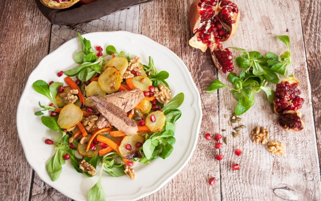 The mackerel is protagonist of the Christmas table: taste, health and savings