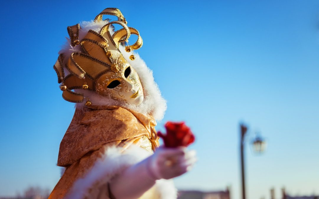 The dances are open: Venice Carnival 2018