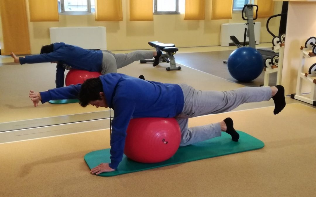 Appuntamento in palestra all'AbanoRITZ