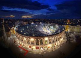 Stagione 2018 all'Arena di Verona