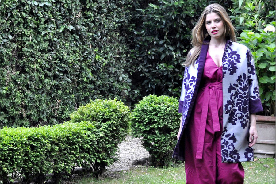 alberta florence, moda, sfilata, vicenza, made in italy