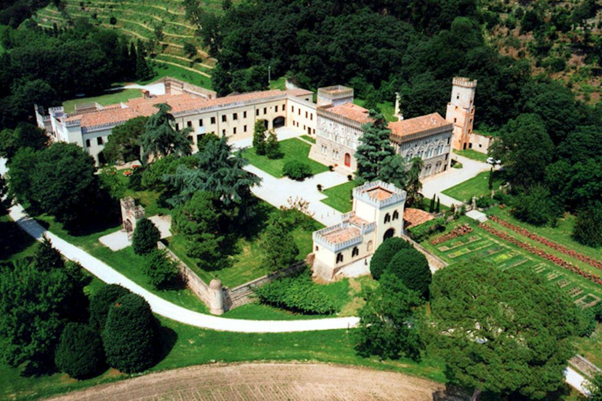 castello lispida, monselice, colli euganei, degustazioni, vino